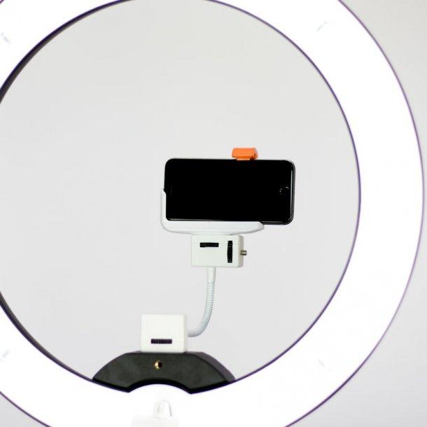 Ringlight - holder til smartphone