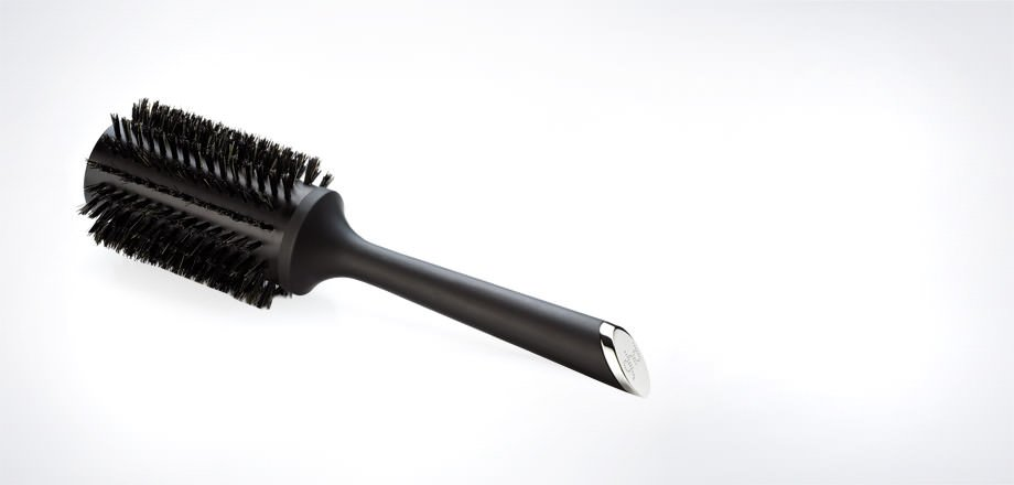 ghd Natural Bristle Radial Brush - size 3