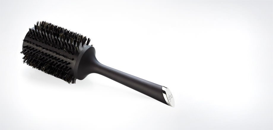 ghd Natural Bristle Radial Brush - size 4
