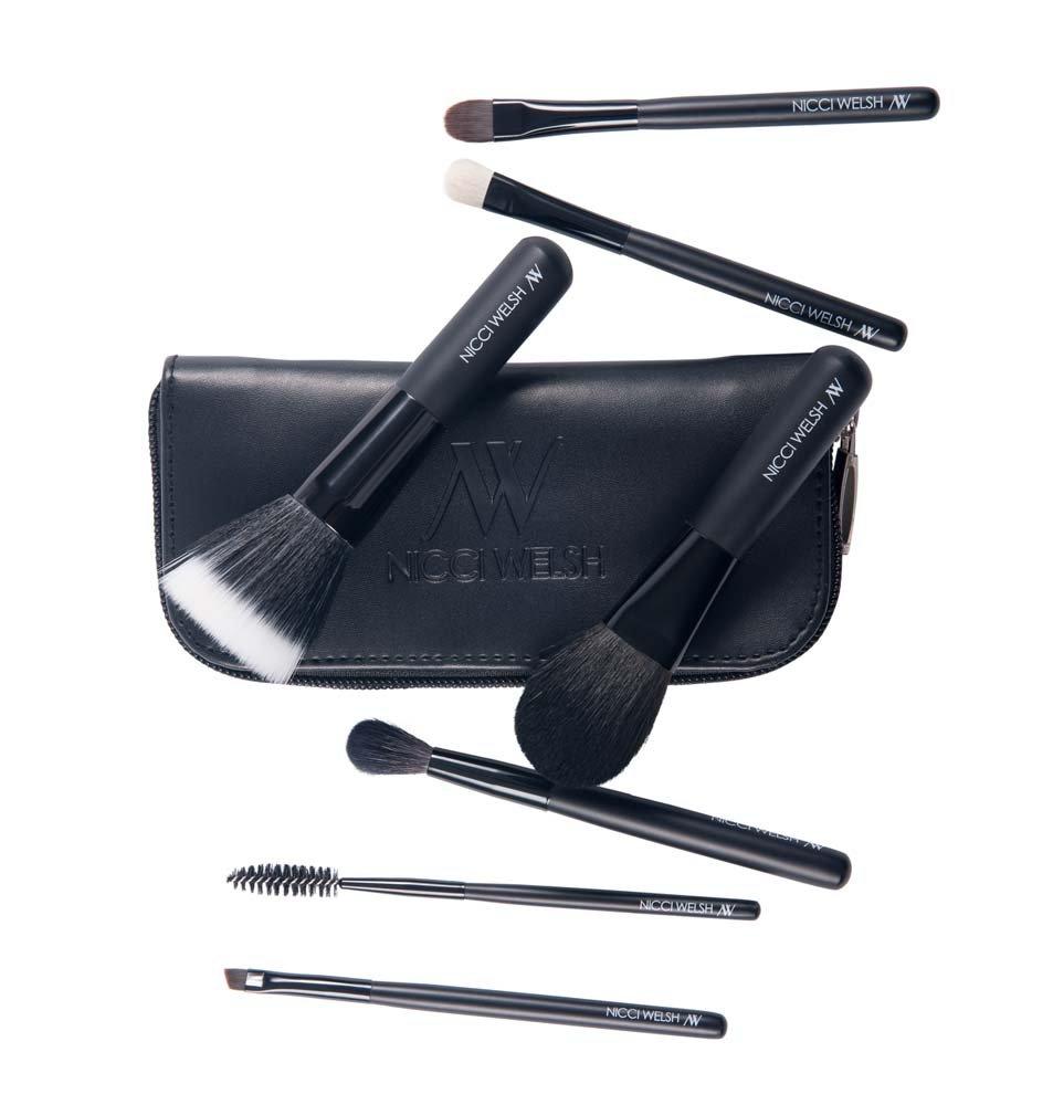 Mini Penselsæt - makeup pensler